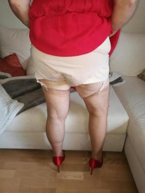 Granny Naked Ass Pics