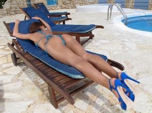 Naked Pool Ass Pics